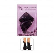 """Обувь для Антонио Хуан 33 см. - """"Чернее ночи"""""""