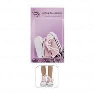 """Обувь для Антонио Хуан 33 см. - """"Розовые кеды"""""""