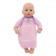 """Одежда для Беби Анабель 36 см. - """"Розовое платье"""""""