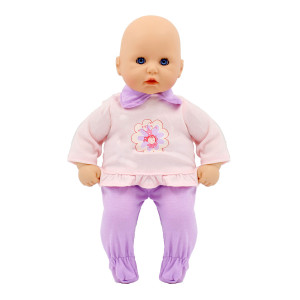 """Одежда для Беби Анабель 36 см. - """"Цветик"""""""