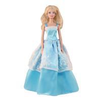 """Бальное платье для Барби - """"Голубая мечта"""""""
