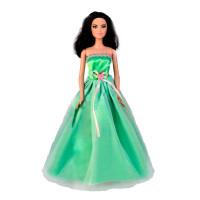 """Бальное платье для Барби - """"Зеленое яблочко"""""""