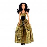 """Бальное платье для Барби - """"Роза ветров"""""""