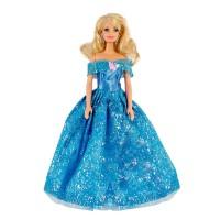 """Бальное платье для Барби - """"Золушка"""""""