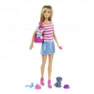 """Кукла Барби с щенками - """"Барби и ее питомцы"""""""