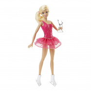 "Кукла Барби - ""Кем быть? (фигуристка)"""