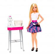 "Кукла Барби - ""Покрась меня"""