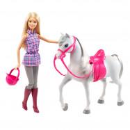 """Кукла Барби - """"C лошадью"""""""