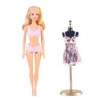 Нижнее белье для Барби (розовое)