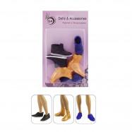"""3 пары обуви для Кена  """"Мимоходом"""""""