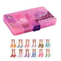 "12 пар обуви для Барби - ""Монпансье"""