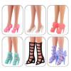 "12 пар обуви для Барби  ""Сила красоты"""