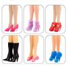 """12 пар обуви для Барби - """"Имидж"""""""
