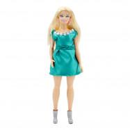 """Одежда для Барби Пышка (Curvy) - """"Малахитовая шкатулка"""""""