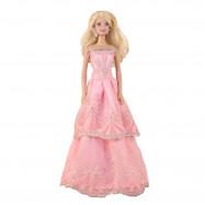 """Бальное платье для Барби - """"Цветочная фея"""""""