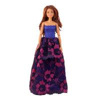 """Бальное платье для Барби - """"Восточная сказка"""""""