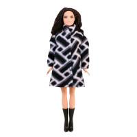 """Пальто для Барби - """"Свободный стиль"""""""