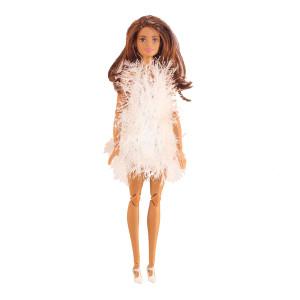 """Одежда для Барби - """"Морозные узоры"""""""