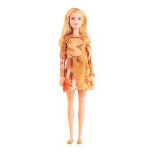 """Одежда для Барби - """"Оранжевое солнце"""""""