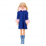 """Пальто для Барби - """"Индиго"""""""