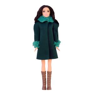 "Пальто для Барби - ""Ёлочка"""