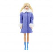 """Пальто для Барби - """"Цвет неба"""""""