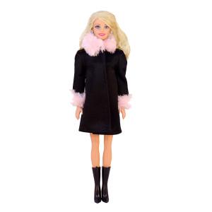 """Пальто для Барби - """"Восхищение"""""""