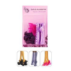 """3 пары обуви для Эвер Афтер Хай - """"Очарование"""""""
