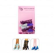 "3 пары обуви для Эвер Афтер Хай -  ""Полночь"""