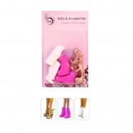"3 пары обуви для Эвер Афтер Хай  - ""Яркие краски"""